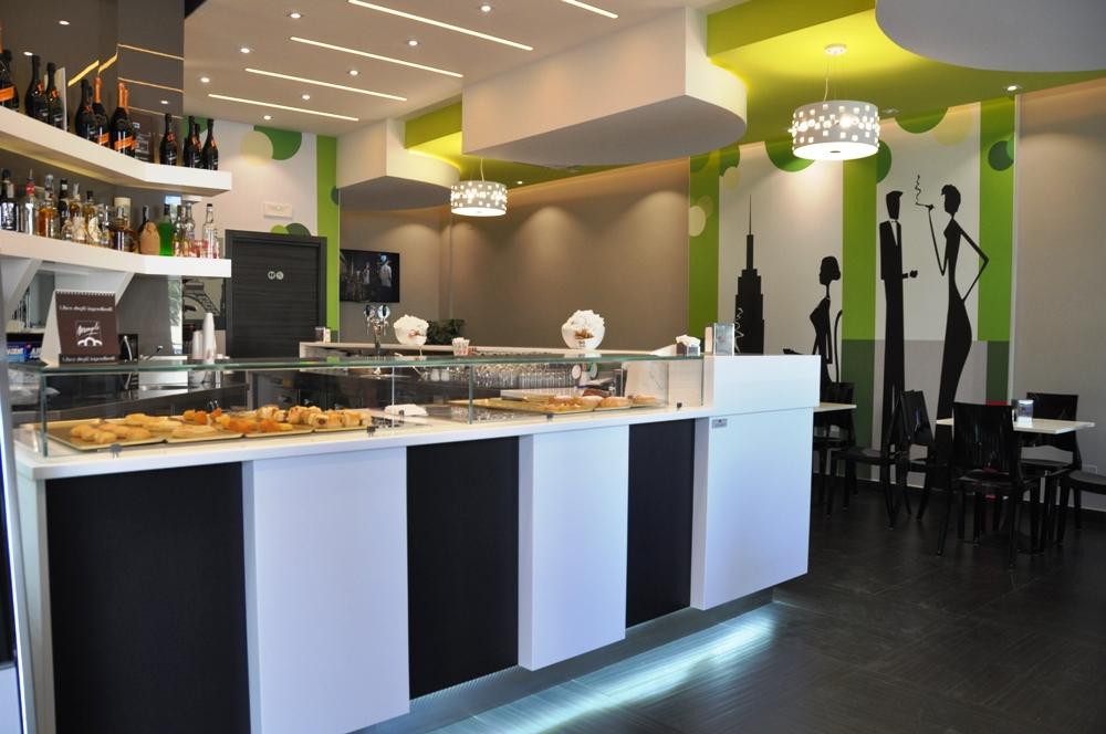 Arredamento bar in puglia arredo bar for Arredamento caffetteria